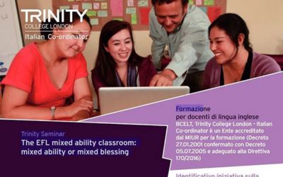 The EFL Mixed ability classroom – Mixed ability or Mixed blessing?